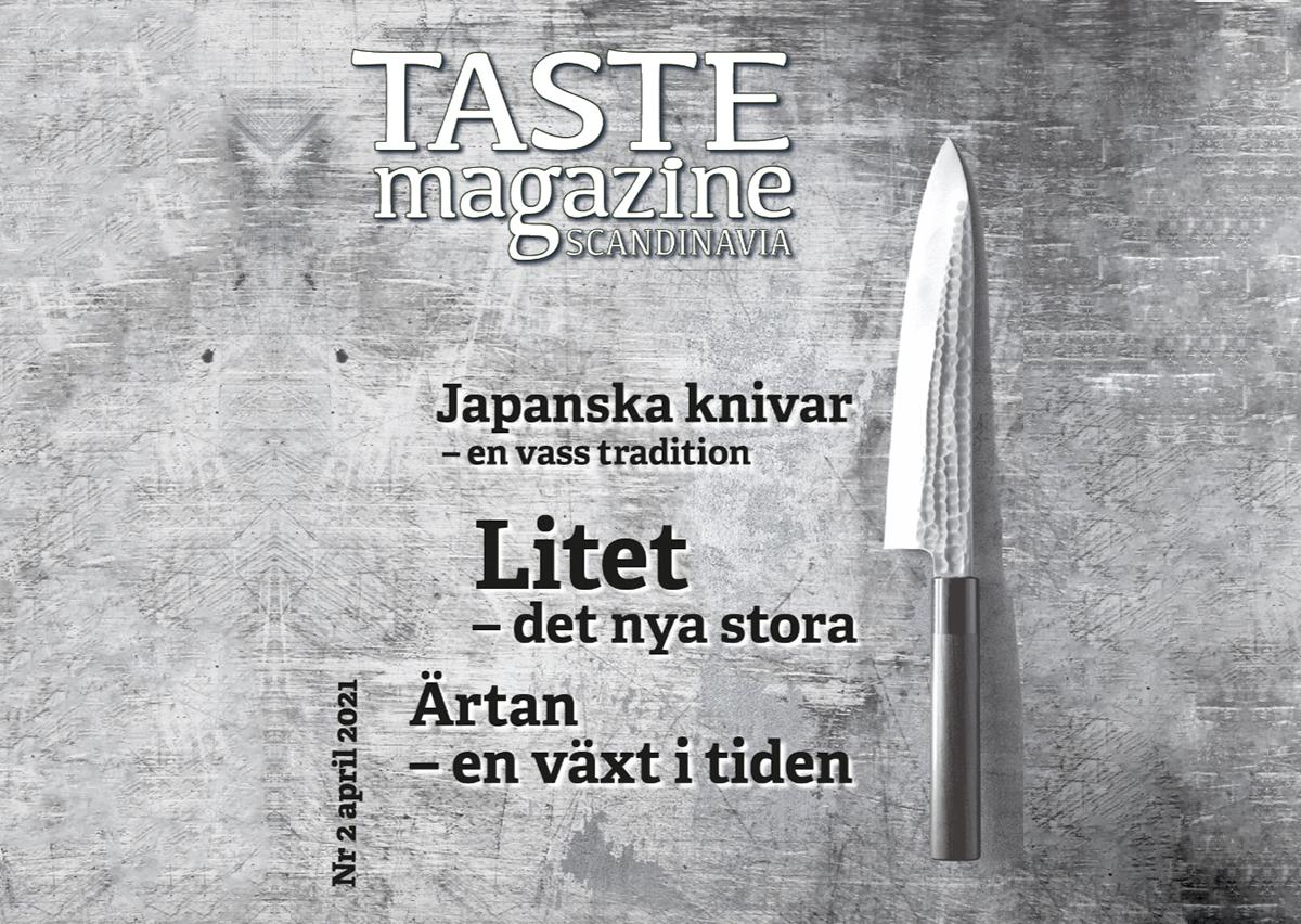 TASTE Magazine Scandinavia - 2021 nummer 2