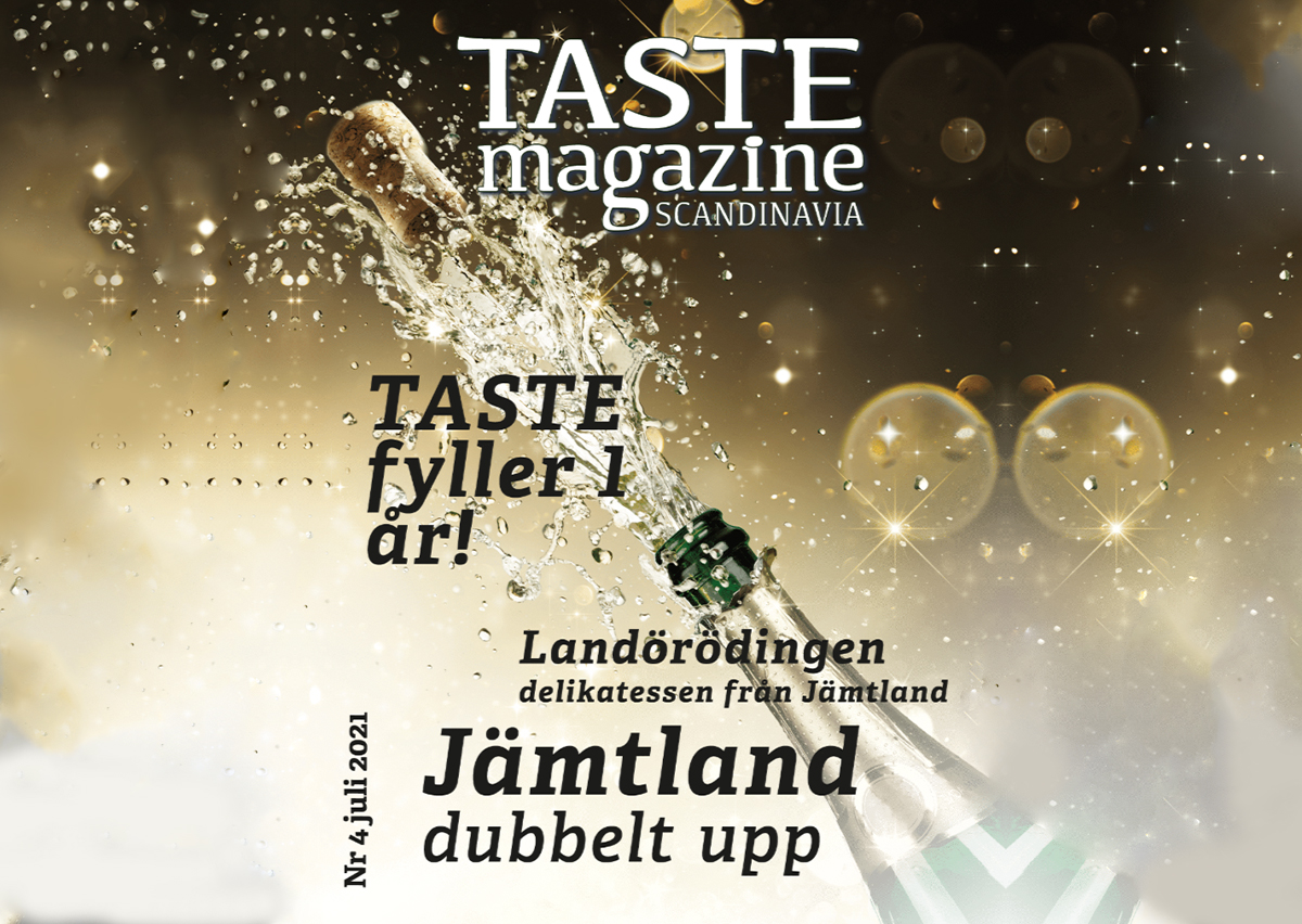 TASTE Magazine Scandinavia - 2021 nummer 4